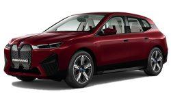 BMW IX ELETTRICA