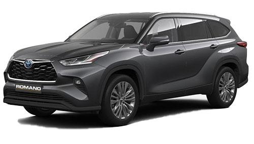 Foto Toyota  Noleggio Lungo Termine